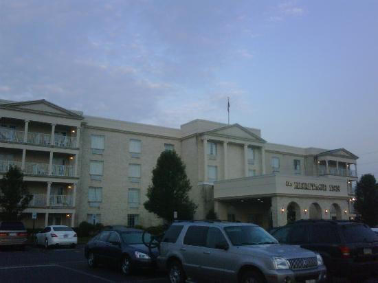 Heritage Inn: Hotel