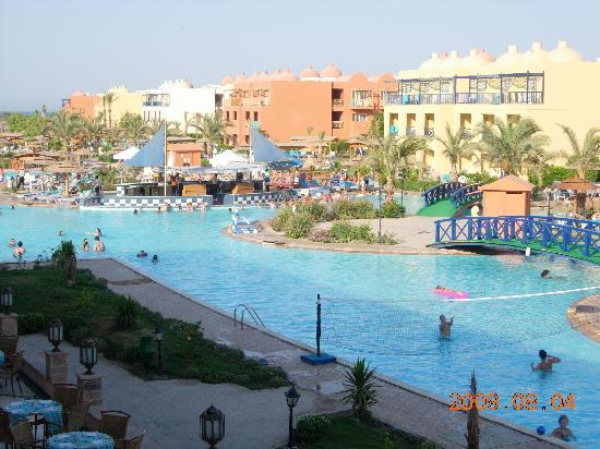 Titanic Beach Spa & Aqua Park: main pool