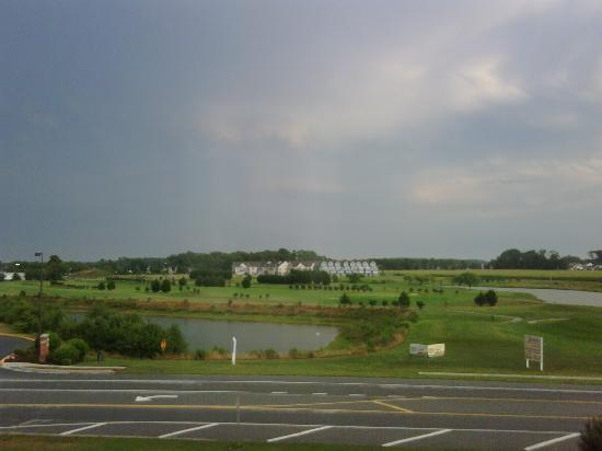 Heritage Inn: Golf Course