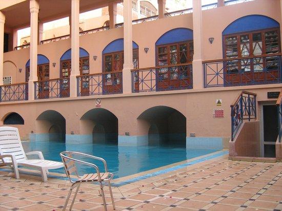 Hotel Oudaya: la piscine