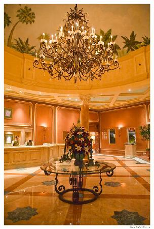 Iberotel Palace: Reception area