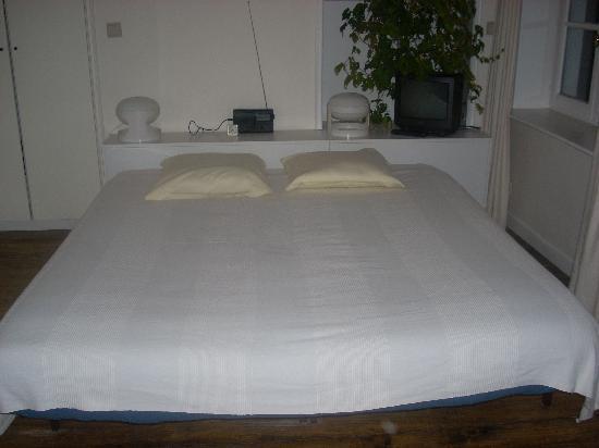 Brugge Bed & Breakfast : Bedroom