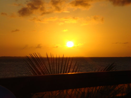 Sands at Grace Bay: beautiful sunset