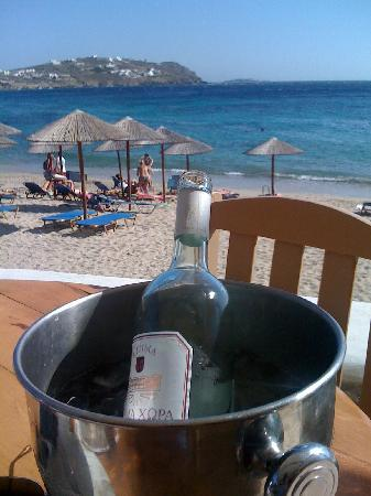 Mykonos Grand Hotel & Resort: One down... 1 to go...