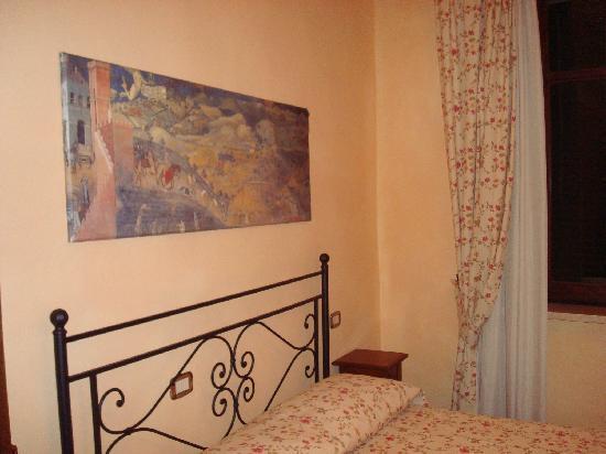 Hotel Residence Montalcino: Camera/Bedroom
