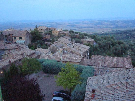 Hotel Residence Montalcino: Vista/View