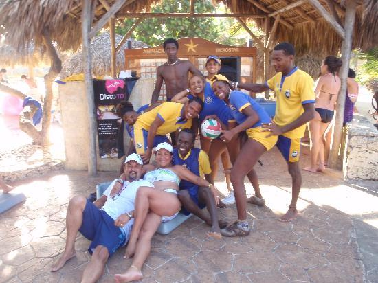 Iberostar Punta Cana: star friends 5 star