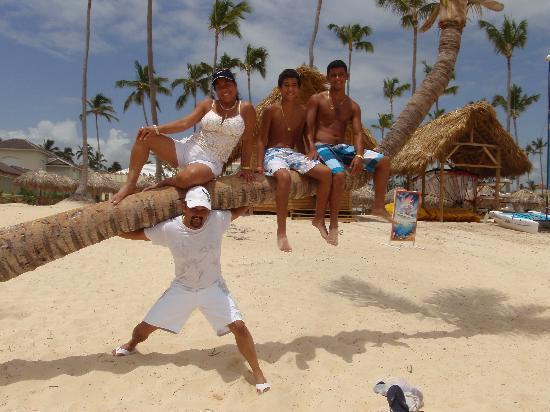 Iberostar Punta Cana: very nice beach