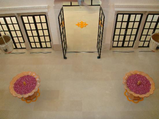 Amanbagh Resort: Amanbagh flowers