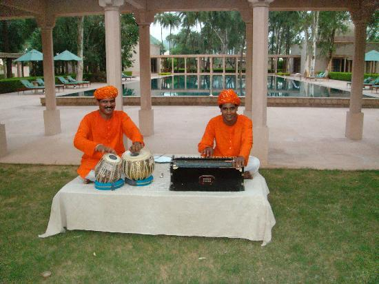 Amanbagh: Great father/son musicians