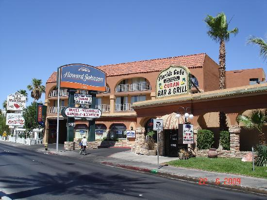 Shalimar Hotel of Las Vegas: Hotelfoto