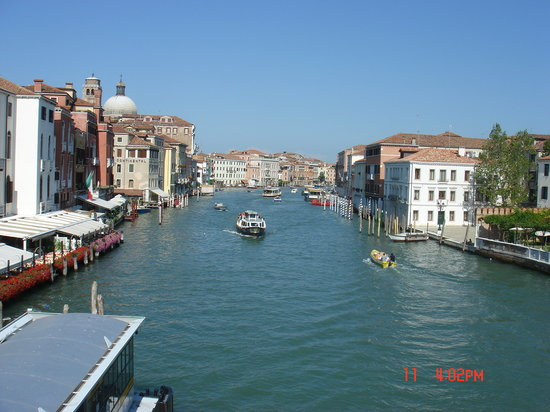 Veneza, Itália: Canal