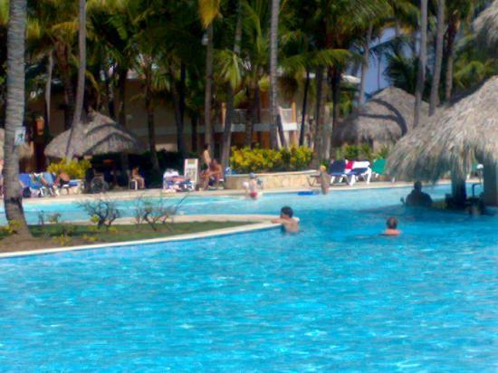 Grand Palladium Palace Resort Spa & Casino: piscina