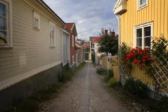 Gävle, السويد: Old Town Gävle