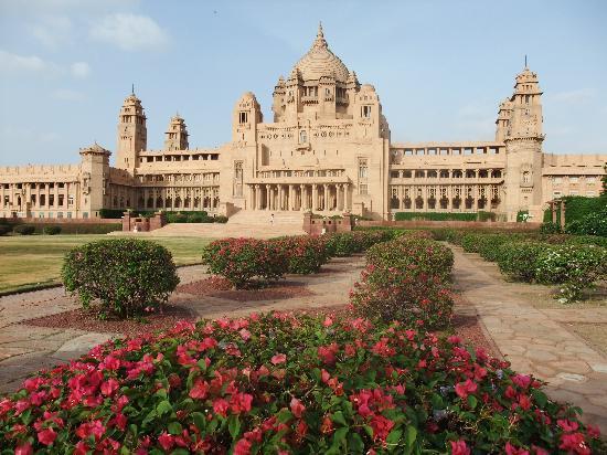 Umaid Bhawan Palace Jodhpur: Ein Palast für Augen und Seele