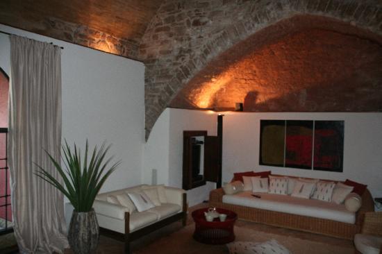 Buonanotte Barbanera: Living Room