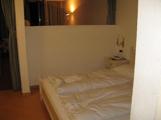 Rio di Pusteria (Muehlbach), Italien: il letto incastrato fra due muri