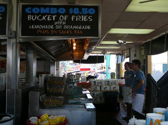 Curley's Fries Chefs & Fryers