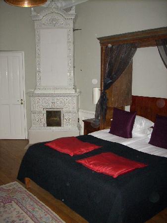 Hotel Hellsten: la camera