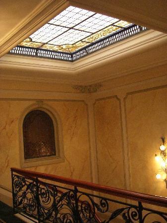 Regent Contades, BW Premier Collection: escalera