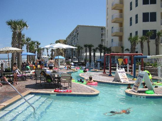 The Cove On Ormond Beach Pool Area