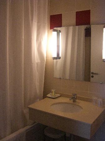 Best Western Gare Saint Jean : baño