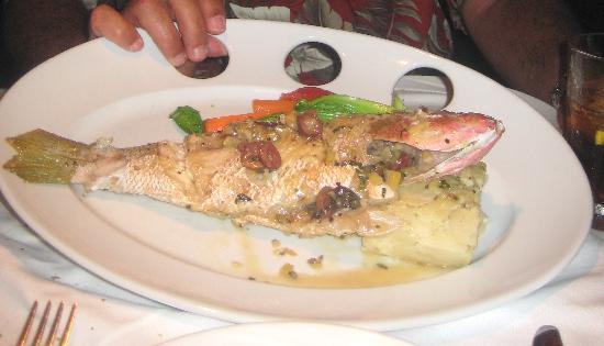 Barracuda Grill: My Fish