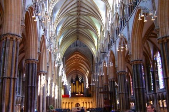 Lincoln Cathedral: Inside of this Cathedral