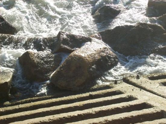 Clifton Beach : sea view beach