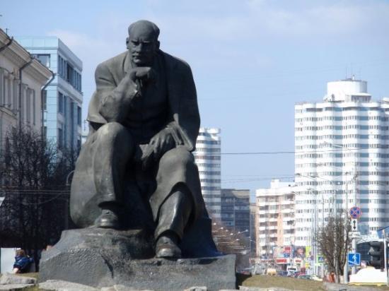 Minsk, Belarus: Jakub Kolas