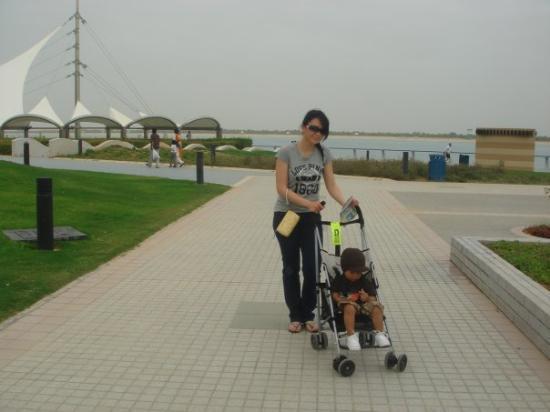 เดอะคอร์นิช: Abu dhabi Corniche