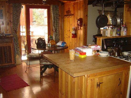 Big Bear Vacations : Kitchen2