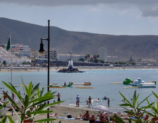 Puerto de Los Cristianos