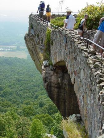 Rock City Tn Picture Of Lookout Mountain Chattanooga
