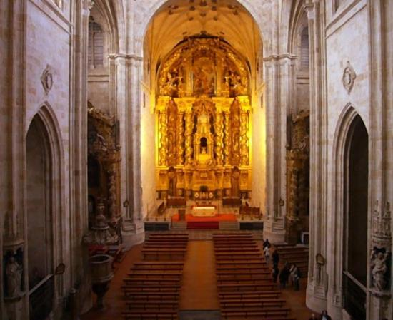 iglesia del monasterio de san esteban. - Foto di St ...