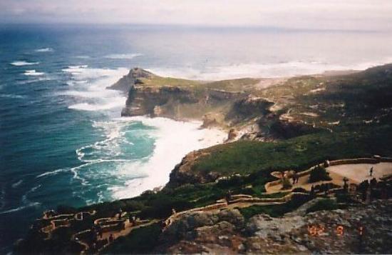 Cape Agulhas.