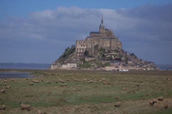 Grandcamp-Maisy, Francia: St. Michaels Mount France 2008