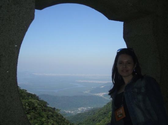 Sao Bernardo Do Campo, SP : Vista da baixada