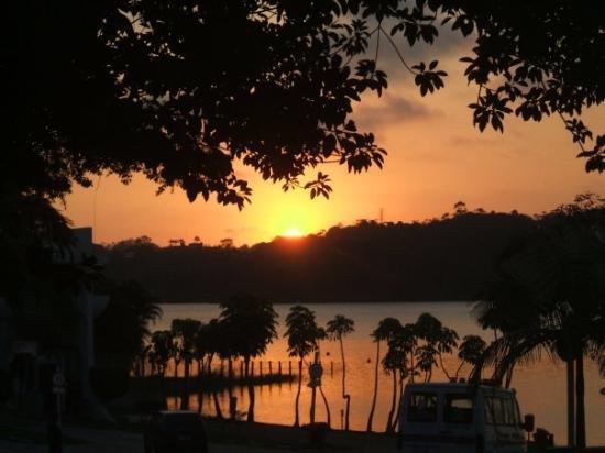 Sao Bernardo Do Campo, SP : Pôr do sol na minha cidade!