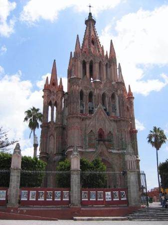 San miguel de allende picture of san miguel de allende guanajuato tripadvisor - Location de vacances san miguel mexique ...