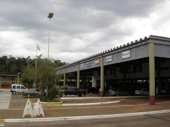 Resultado de imagen para aduana de puerto iguazú