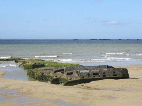 gold pert of the floating harbour picture of arromanches les bains calvados tripadvisor