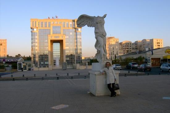 Place de l 39 europe picture of esplanade d 39 europe - Piscine place de l europe montpellier ...