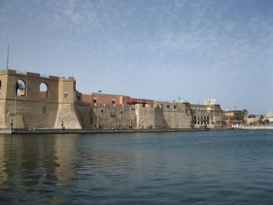 Tripoli, Libya: The Red Castle