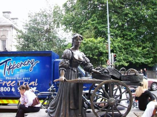 Molly Malone Statue: Sight seeing