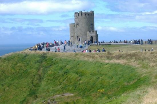 Cliffs of Moher: More CLiffs of Mohr