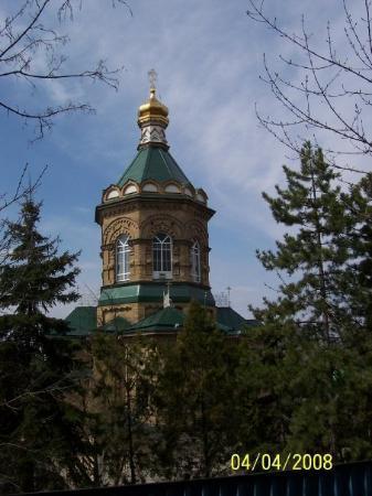 Pyatigorsk, รัสเซีย: Another church in Pyatiagorsk