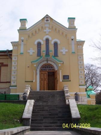 Pyatigorsk, รัสเซีย: Church in Pyatiagorsk