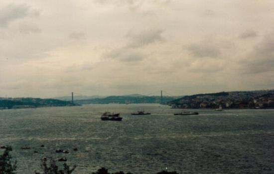 Istiklal Street: Lo stretto