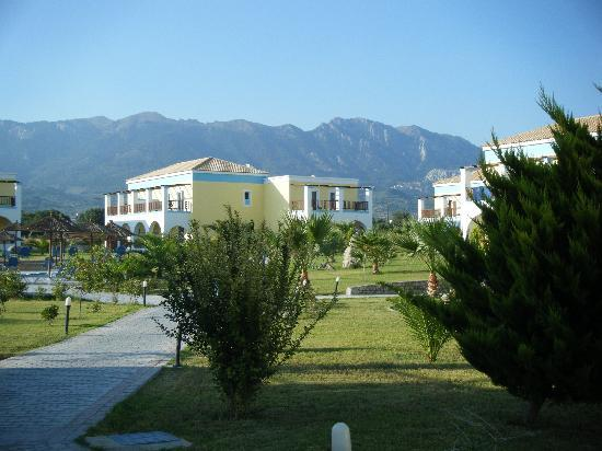 Hotel Corali: complexe
